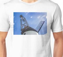 Unusual View of Windmill Unisex T-Shirt