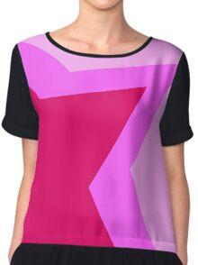 Garnet's Shirt Design - Steven Universe Chiffon Top