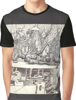 Under Observation Graphic T-Shirt