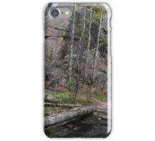 2/3 of the way to Gem Lake iPhone Case/Skin