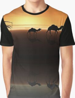 Ships of the Desert Graphic T-Shirt
