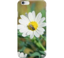 Fly on a Flower iPhone Case/Skin
