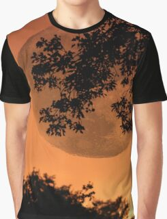 Orange Evening - JUSTART ©  Graphic T-Shirt
