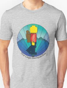 The Lego Backpacker Unisex T-Shirt