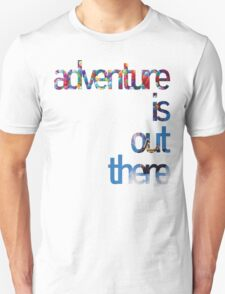 Up - Adventure is out there T-Shirt
