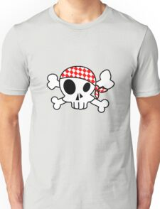 Pirate Skull Crewman Unisex T-Shirt