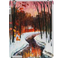 peaceful river iPad Case/Skin
