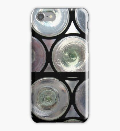 Glass window iPhone Case/Skin