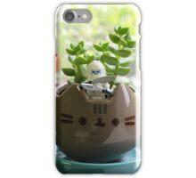 New gardener needed... iPhone Case/Skin