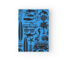Coastal Style  Hardcover Journal