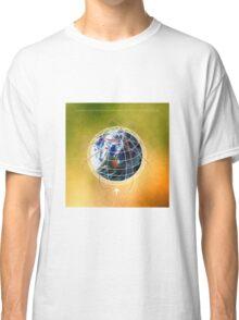 Digital design background Classic T-Shirt
