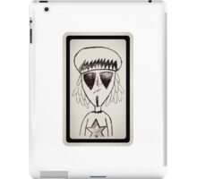 The African Space Ranger iPad Case/Skin