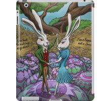 Dancing Bunnies iPad Case/Skin