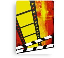 Movie Industry Canvas Print
