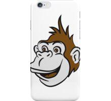 Gorilla monkey funny cool iPhone Case/Skin