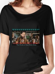 Wrath of Shah Rukh Khan Women's Relaxed Fit T-Shirt