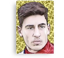 Hector Bellerin Canvas Print