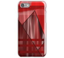 Flaming Elevation iPhone Case/Skin