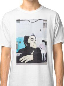 Diego Maradona Graffiti in Buenos Aires, Argentina Classic T-Shirt