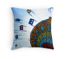 Take A Spin With Me Throw Pillow