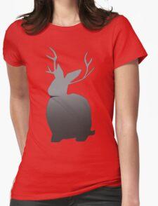 Miike Snow Logo Womens Fitted T-Shirt