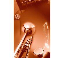 Brazilian saxophone Photographic Print