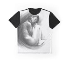 Embryonic - Conté Drawing Graphic T-Shirt
