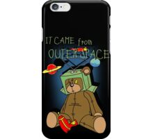 It Came from Outer Space - in technicolor iPhone Case/Skin