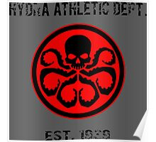 HYDRA Athletic Department Poster