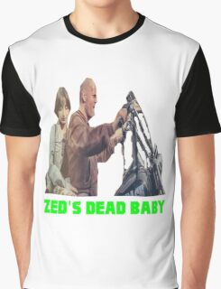 Pulp Fiction - Zed's Dead Baby Graphic T-Shirt