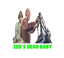 Pulp Fiction - Zed's Dead Baby Photographic Print