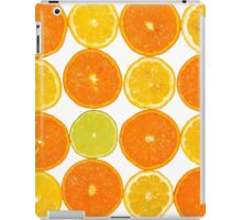 Oranges & Lemons iPad Case/Skin