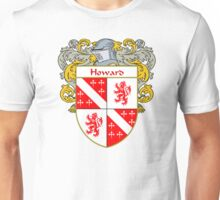 Howard Irish Coat of Arms/Family Crest Unisex T-Shirt