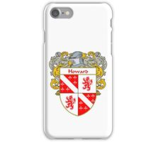 Howard Irish Coat of Arms/Family Crest iPhone Case/Skin