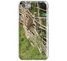 Wood Fence iPhone Case/Skin