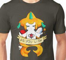 #385 Jirachi - As you wish Unisex T-Shirt