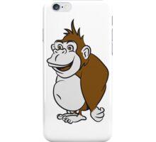 Gorilla funny iPhone Case/Skin