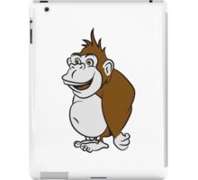 Gorilla funny iPad Case/Skin