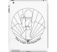 The Lego Backpacker iPad Case/Skin