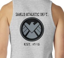 SHIELD Athletic Department Tank Top