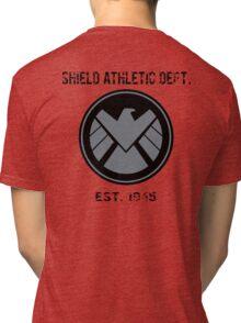 SHIELD Athletic Department Tri-blend T-Shirt