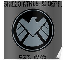 SHIELD Athletic Department Poster