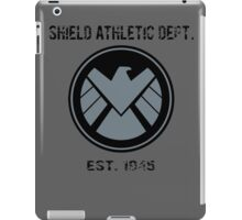 SHIELD Athletic Department iPad Case/Skin