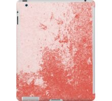 Earth Sweat Design (Fiesta Color) iPad Case/Skin