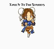 Street Fighter Chun-Li Take It To The Streets  Women's Relaxed Fit T-Shirt