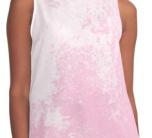 Earth Sweat Design (Cotton Candy Rose Color) Contrast Tank