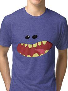 I'm Mr Meeseeks, look at me! Tri-blend T-Shirt