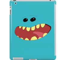 I'm Mr Meeseeks, look at me! iPad Case/Skin