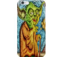 Use The Force iPhone Case/Skin