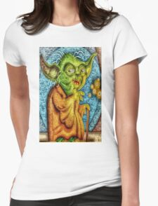 Use The Force Womens Fitted T-Shirt